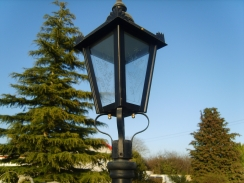 Cast Iron Outdoor Lighting